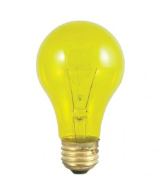 Bulbrite 105825 | 25 Watt Incandescent A19 Party Bulb, Medium Base