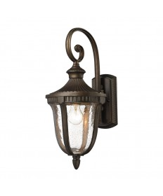ELK Lighting 27000/1 Worthington 1 Light Outdoor Sconce in Hazelnut Bronze