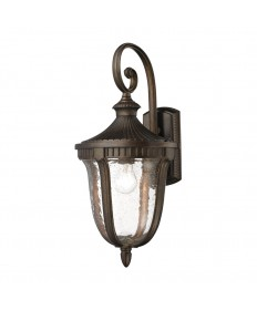 ELK Lighting 27001/1 Worthington 1 Light Outdoor Sconce in Hazelnut Bronze