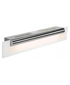 Access Lighting 31018-SC/FST 2 Light Roto Wall Sconce, Satin Chrome, Wall & Vanity