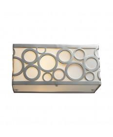 ELK Lighting 31021/1 Retrovia 1 Light Vanity in Polished Nickel