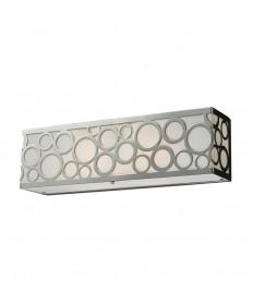 ELK Lighting 31022/2 Retrovia 2 Light Vanity in Polished Nickel
