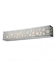 ELK Lighting 31023/4 Retrovia 4 Light Vanity in Polished Nickel