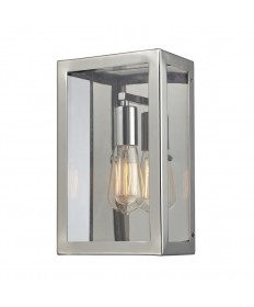 ELK Lighting 31210/1 Parameters-nickel 1 Light Wall Sconce in Polished Chrome