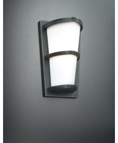 PLC Lighting 31912 ORB 1 Light Outdoor Fixture Alegria Collection