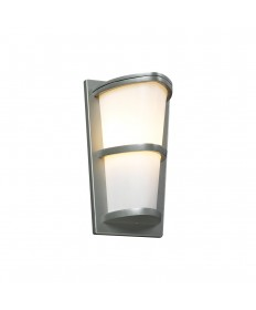 PLC Lighting 31912SL118GU24 1 Light Outdoor Fixture Alegria Collection