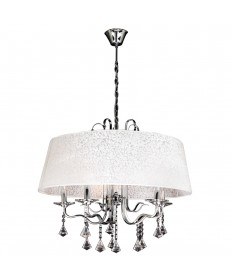 PLC Lighting 34128 PC Lily Collection
