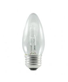 Bulbrite 616602 | 43 Watt ECO Halogen B11 Torpedo Chandelier Bulb