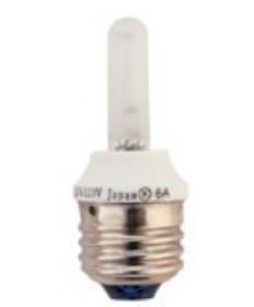 Satco S4309 Satco KX20FR/3M/E26 20 Watt 120 Volt T3 E26 Medium Base Frosted Krypton Xenon 3000 Hour Halogen Light Bulb
