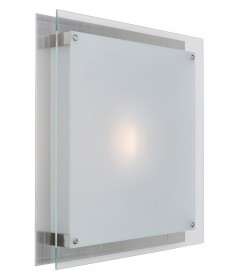 Access Lighting 50032LEDD-BS/FST Vision LED Vision Flushmount