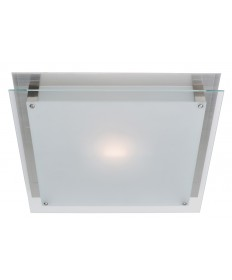 Access Lighting 50033-BS/FST Vision Wall Fixture or Flush-Mount