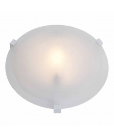 Access Lighting 50062-SAT/ALB Cirrus Flush-Mount