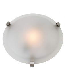 Access Lighting 50063-WH/FST Cirrus Flush-Mount