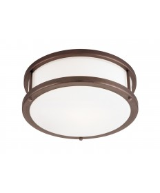 Access Lighting 50079-BRZ/OPL Conga Flush-Mount