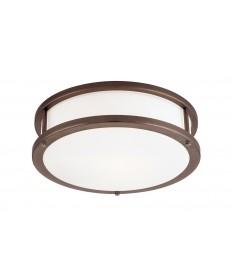 Access Lighting 50081-BRZ/OPL Conga Flush-Mount
