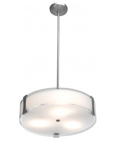 Access Lighting 50123-BS/OPL Tara Semi-Flush or Pendant