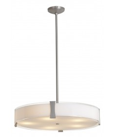 Access Lighting 50124-BS/OPL Tara Pendant