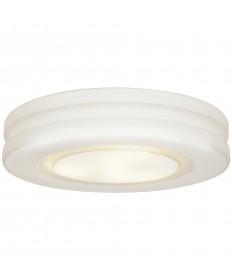 Access Lighting 50189-WH/OPL Altum Flush Mount