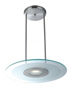 Access Lighting 50484-BS/CFR Helius Pendant