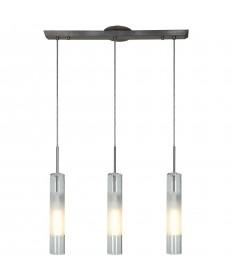 Access Lighting 50548-BS/CLOP Dezi 3-Light Bar Pendant