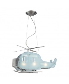 ELK Lighting 5056/3 Helicopter Novelty Lighting
