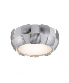 Access Lighting 50900-WH/CH Layers (s) Flush Mount
