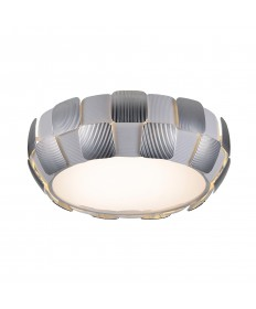 Access Lighting 50901-WH/CH Layers (m) Flush Mount