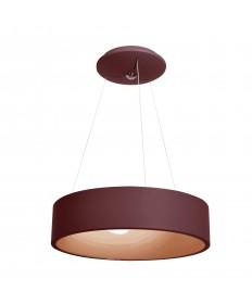 Access Lighting 50940LEDD-BRK/ACR Radiant LED Pendant