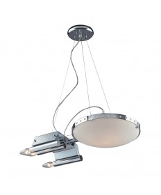 ELK Lighting 5095/4 Spacecraft Novelty Lighting