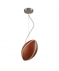 ELK Lighting 5135/1 Novelty 1 Light Pendant Football
