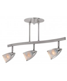 Access Lighting 52030-BS/OPL Comet Semi Flush