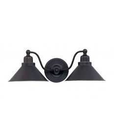 Nuvo Lighting 60/1711 Bridgeview 2 Light Wall Sconce