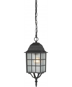 "Nuvo Lighting 60/4913 Adams 1 Light 16"" Outdoor Hanging with Frosted"