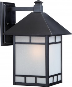 "Nuvo Lighting 60/5602 Drexel 1 Light 9"" Outdoor Wall Fixture with"