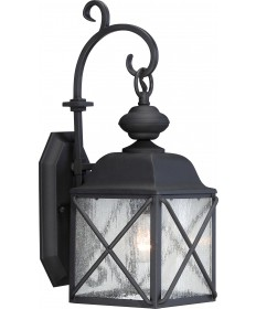 "Nuvo Lighting 60/5621 Wingate 1 Light 6"" Outdoor Wall Fixture with"