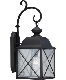 "Nuvo Lighting 60/5622 Wingate 1 Light 8"" Outdoor Wall Fixture with"