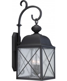 "Nuvo Lighting 60/5623 Wingate 1 Light 10"" Outdoor Wall Fixture with"