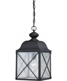 Nuvo Lighting 60/5624 Wingate 1 Light Outdoor Hanging Fixture with