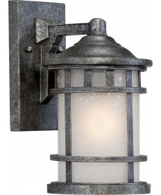 "Nuvo Lighting 60/5631 Manor 1 Light 6.5"" Outdoor Wall Fixture with"