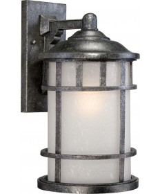 "Nuvo Lighting 60/5633 Manor 1 Light 10"" Outdoor Wall Fixture with"