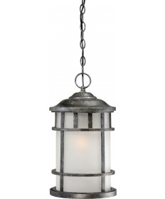 Nuvo Lighting 60/5634 Manor 1 Light Outdoor Hanging Fixture with