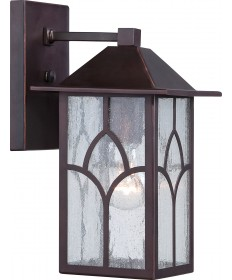 "Nuvo Lighting 60/5641 Stanton 1 Light 6"" Outdoor Wall Fixture with"