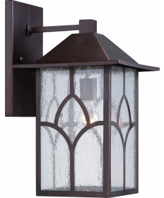 "Nuvo Lighting 60/5643 Stanton 1 Light 10"" Outdoor Wall Fixture with"