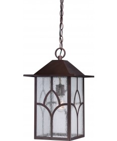 Nuvo Lighting 60/5644 Stanton 1 Light Outdoor Hanging Fixture with