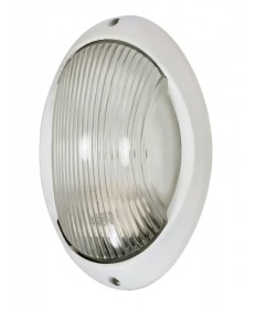 Nuvo Lighting 60/570 1 Light Cfl 11 inch Large Oval Bulk Head (1) 13W GU24 Lamp Included
