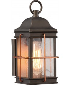 Nuvo Lighting 60/5831 Howell 1 Light Small Outdoor Wall Fixture with