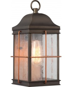 Nuvo Lighting 60/5832 Howell 1 Light Medium Outdoor Wall Fixture with