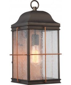 Nuvo Lighting 60/5833 Howell 1 Light Large Outdoor Wall Fixture with