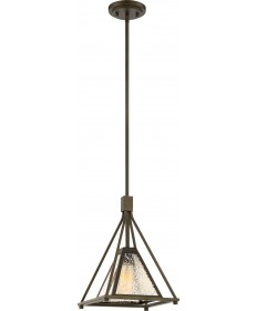 Nuvo Lighting 60/6283 Mystic 1 Light Small Pendant Fixture Forest