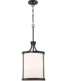 Nuvo Lighting 60/6326 Denver 3 Light Pendant Fixture Mahogany Bronze